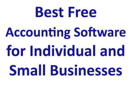 Best Free Accounting Software